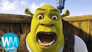 ¡Top 10 Películas ANIMADAS de DreamWorks!
