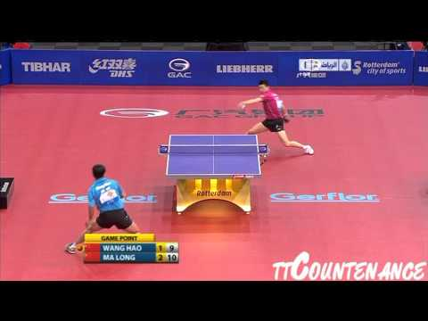 WTTC: Wang Hao-Ma Long