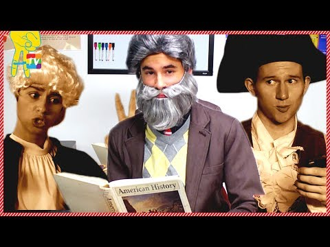 Hi-Tech History with Ricky Dillon and Kian Lawley: What if Paul Revere had Twitter?