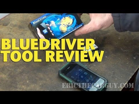 BlueDriver Tool Review -EricTheCarGuy