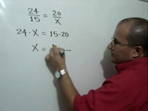 Regla de Tres Simple Inversa - Problema 2