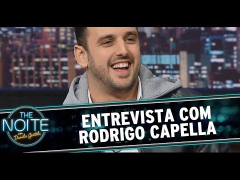 The Noite 30/06/14 (parte 1) - Entrevista Rodrigo Capella