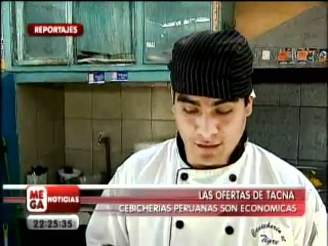 Tacna. La ciudad extranjera más visitada por los chilenos - MEGANOTICIAS 2011