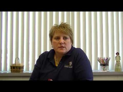 Liz Rollmann - Chilton Area Catholic School Principal - 04/12/2014