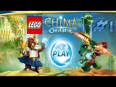 Lego Legends of Chima Online FR #1