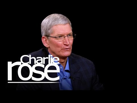 Apple's Tim Cook on Steve Jobs (Sept. 12, 2014) | Charlie Rose