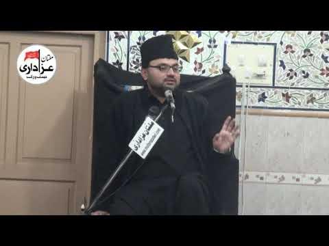 Allama Baqir Ali Naqvi | Majlis e Aza | 30 Jan 2018 | Imambargah Haweli Mureed Shah Multan |
