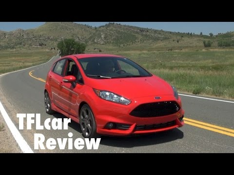 2014 Ford Fiesta ST Review: The most smiles per mile of any new hot hatch today
