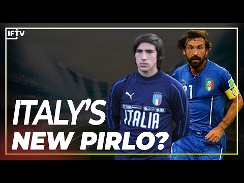 ITALY HAVE THEIR NEW ANDREA PIRLO  Italy vs Portugal