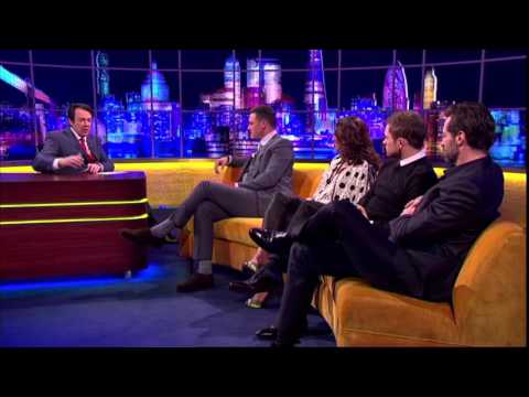 Luke Evans talks about High-Rise on The Jonathan Ross Show