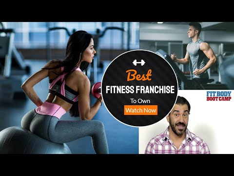 Fit Body Boot Camp top 5 fitness franchises