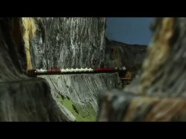 World's Largest Model Train Railroad: Northlandz