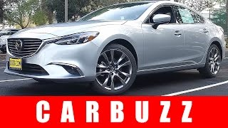 2017 Mazda 6 Unboxing - The Perfect Family Sedan?