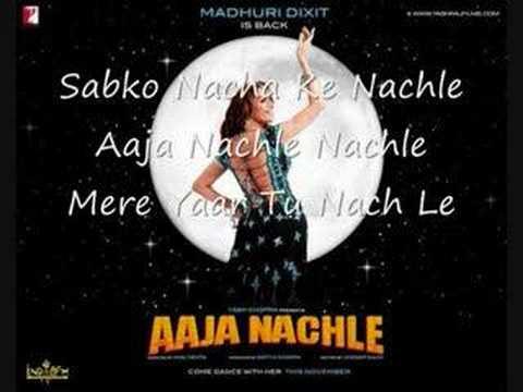 Aaja Nachle Lyrics