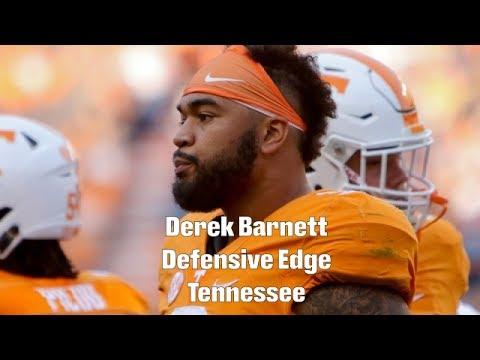 Film Room: Derek Barnett, DE, Tennessee Scouting Report (NFL Breakdowns Ep 63)