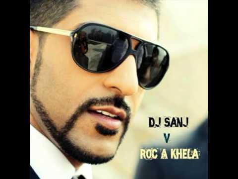 Dj Sanj v Roc-A-Khela - Mega Mix