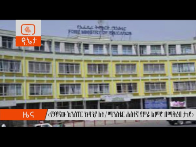 Ethiopian Ministry of education banned Chinese company because of submitting false Experience