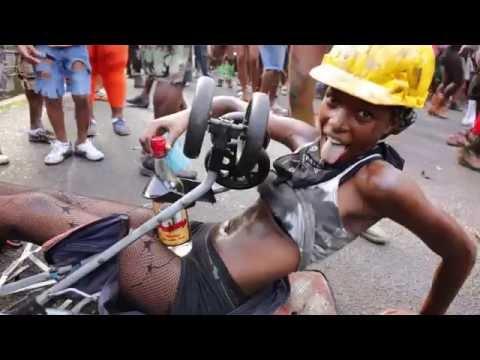 Grenada Carnival - Spicemas J'Ouvert 2016
