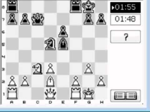 how to checkmate CHESSMASTER (elo 1850).wmv