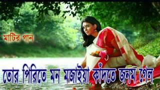 বন্ধু তোর পিরিতে মন মজাইয়া - Bondhu Tor Pirite Mon Mojaiya