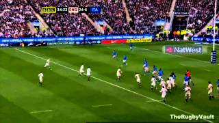 Six Nations 2011 - England v Italy - 12 Feb. 2011