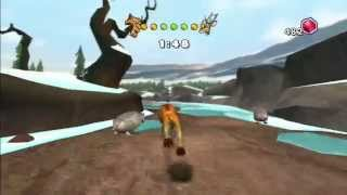 Ice age 3 ps4 game play  4 espanol (diego)