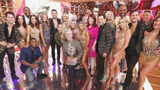 Dancing With the Stars Season 28: See Who's Competing for the Coveted Mirrorball Trophy