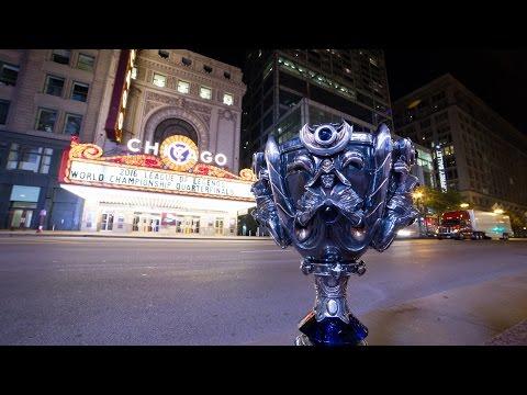 2016 World Championship: Quarterfinals Tease