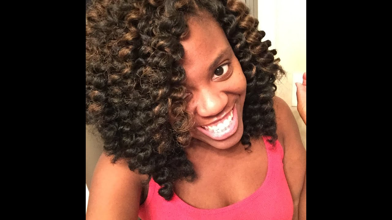 Crochet Braids Tutorial Pictures to pin on Pinterest