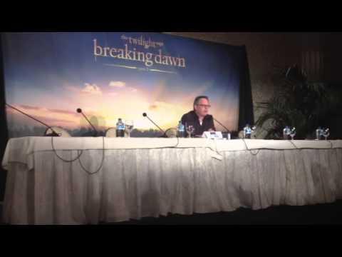 Bill Condon on Renesmee