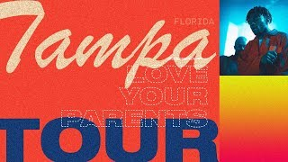 Love Your Parents Tour: Tampa | BROCKHAMPTON