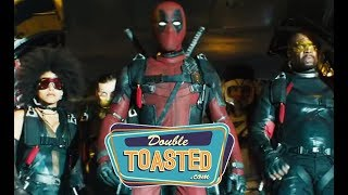 DEADPOOL 2 OFFICIAL TRAILER REACTION
