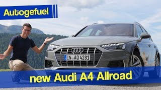The most unique Audi A4? Crossover style with the Audi A4 Allroad Facelift - Autogefuel