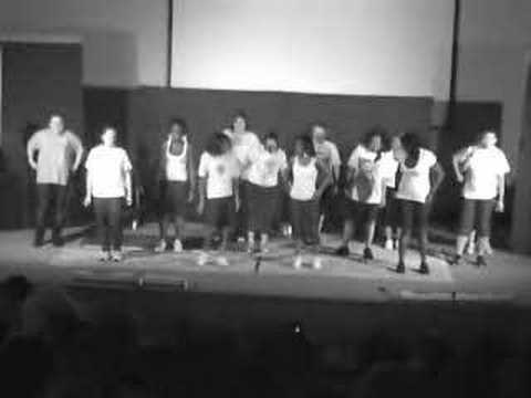 Madisonville Community College Upward Bound Step Team