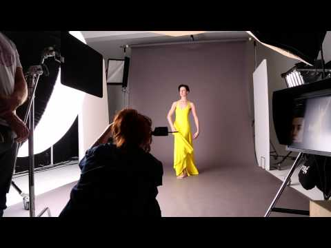 Erin O'connor Talks About Radley London video