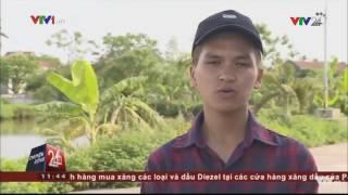 Việc Tử Tế: Chàng Trai trẻ Nguyễn Văn Hiếu Giao Thủy