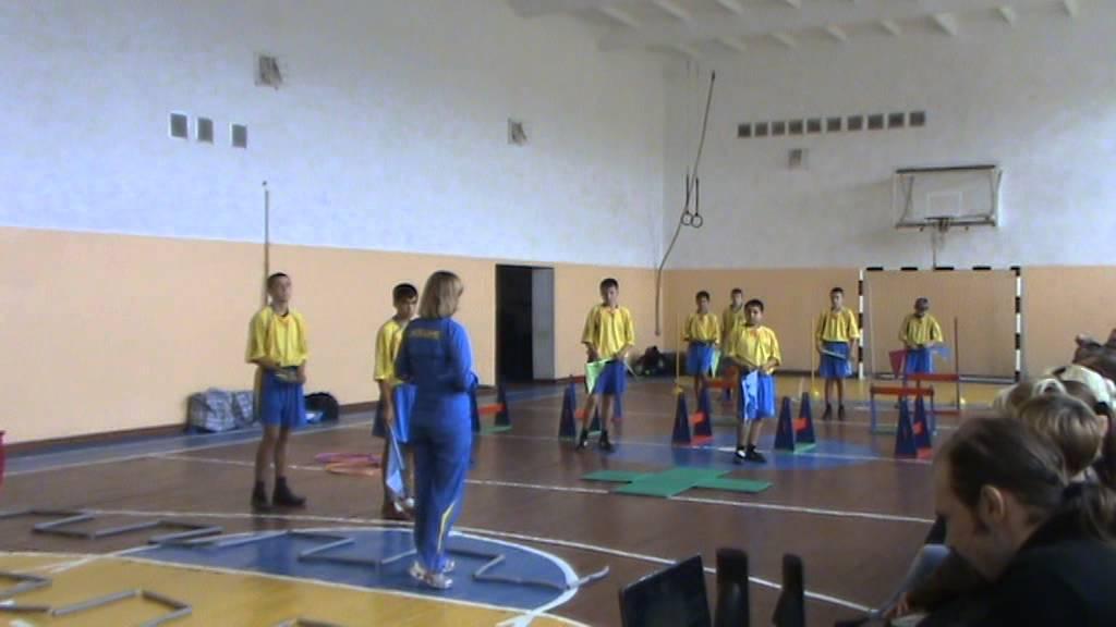 Мастер класс учителей по физической культуре
