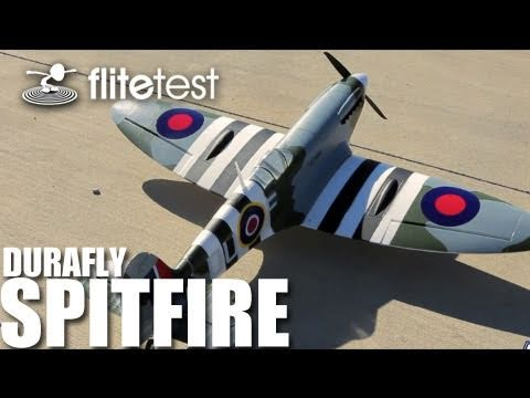 Flite Test - Durafly Spitfire - REVIEW