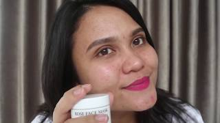 Fresh Rose Face Mask: first impression & honest review! Wanginya nyengat.. tapi...