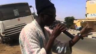 Réé ba tass ak Issa Naar | Abdou Diouf, Chirac et Clinton