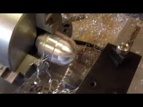 DIY CNC Lathe