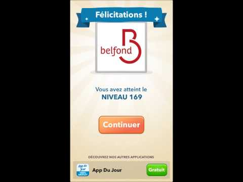 Solutions Logo Quiz - Marques françaises niveaux 161 à 180