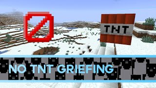 Minecraft 1.12: Disable TNT Griefing with One Command