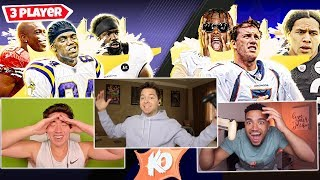 CRAZY 3 PLAYER SUPERSTAR KO WITH KayKayEs & ThatWalker! MADDEN 20 ULTIMATE TEAM