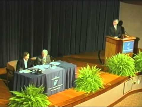 The Carters on The Carter Center