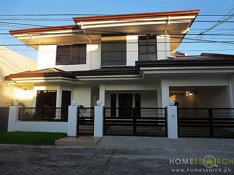 Bf homes paranaque 5 bedroom house with garden for sale youtube - Houses with bedroom exit to the backyard ...