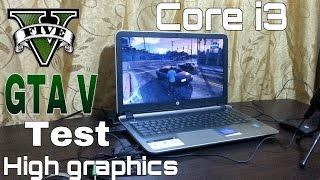 This Core i3 Laptop can Run GTA 5 without any problem.hp pavilion notebook 15