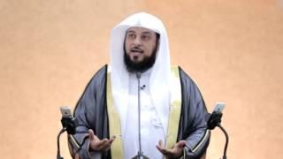 صحابي يحب الله ورسوله ، ابتلي بشرب الخمر   د. محمد العريفي