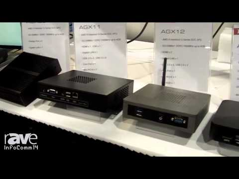 InfoComm 2014: TUL Corporation Shows its Graphics Cards and Media Player Systems