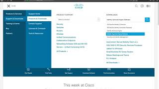 Cisco ISE Software Download
